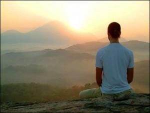 méditant